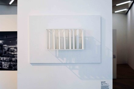 Stephen Willats: Undead: Popular Culture in Britain Beyond the Bauhaus, 1961 Light Modulator No 1