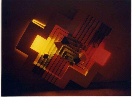 Stephen Willats: Visual Transmitter No 1