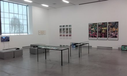 Stephen Willats: Languages of Dissent - Images from the exhibition at Migros Museum, Zurich