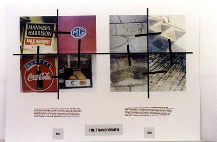 Stephen Willats: Transformer Middlesbrough