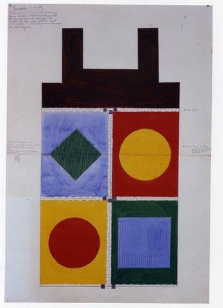 Stephen Willats: Variable Sheets & Optical Shift Dress