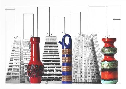 Modern Buildings - Works & Drawings